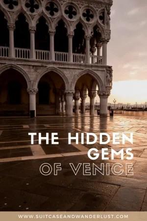hidden gems of Venice