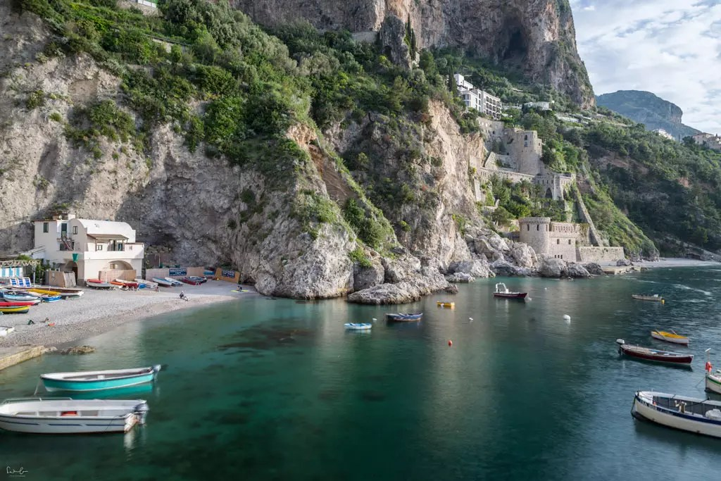 Amalfi coast 4 day itinerary