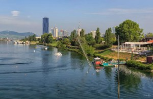 Vienna things to do in summer waterski