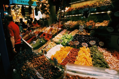 Dried Fruit in the Spice Market