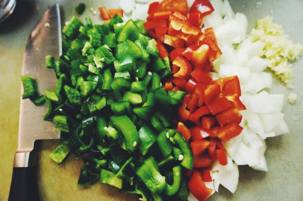 lots of color means lots of healthy stuff