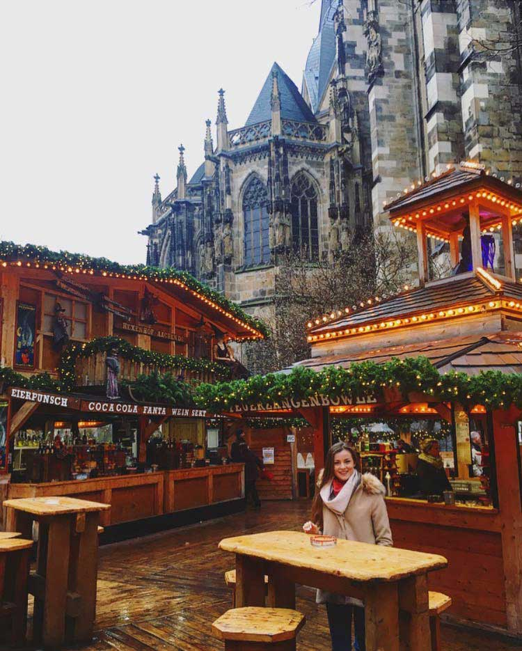 Short Christmas City Break In Aachen Germany Articles Blog Advice The Suitcase Nanny