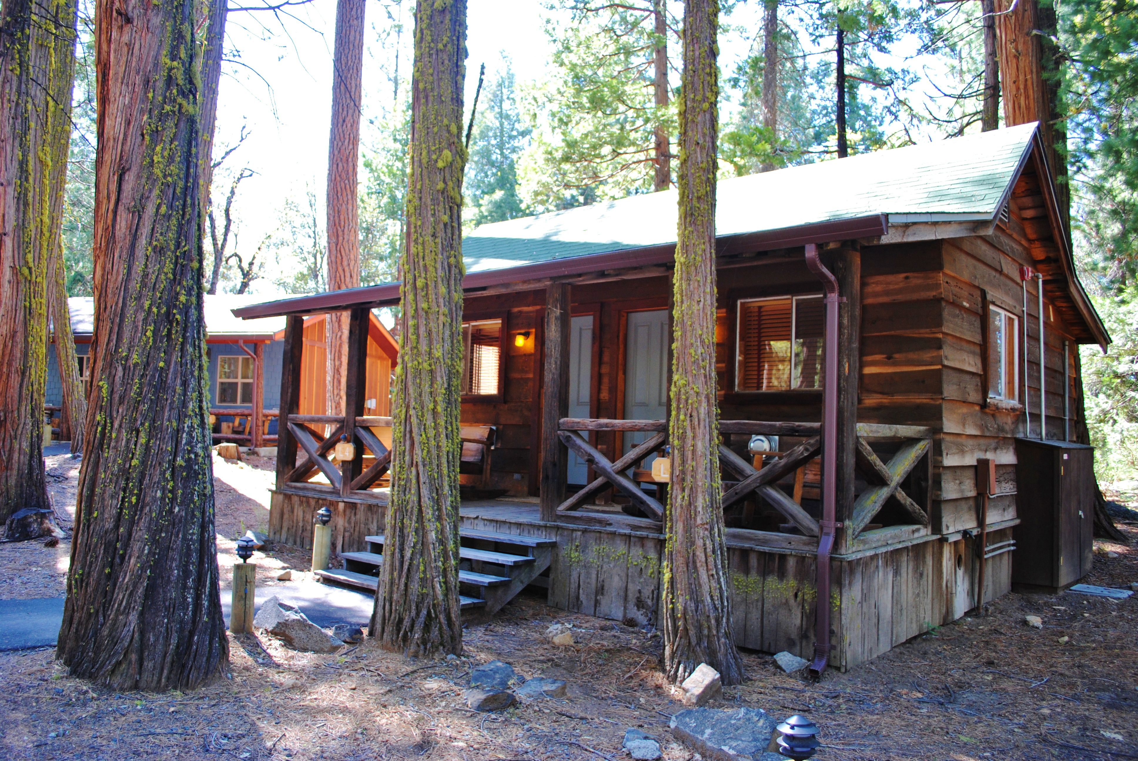 The Best Lodging Outside Yosemite Evergreen Lodge  The