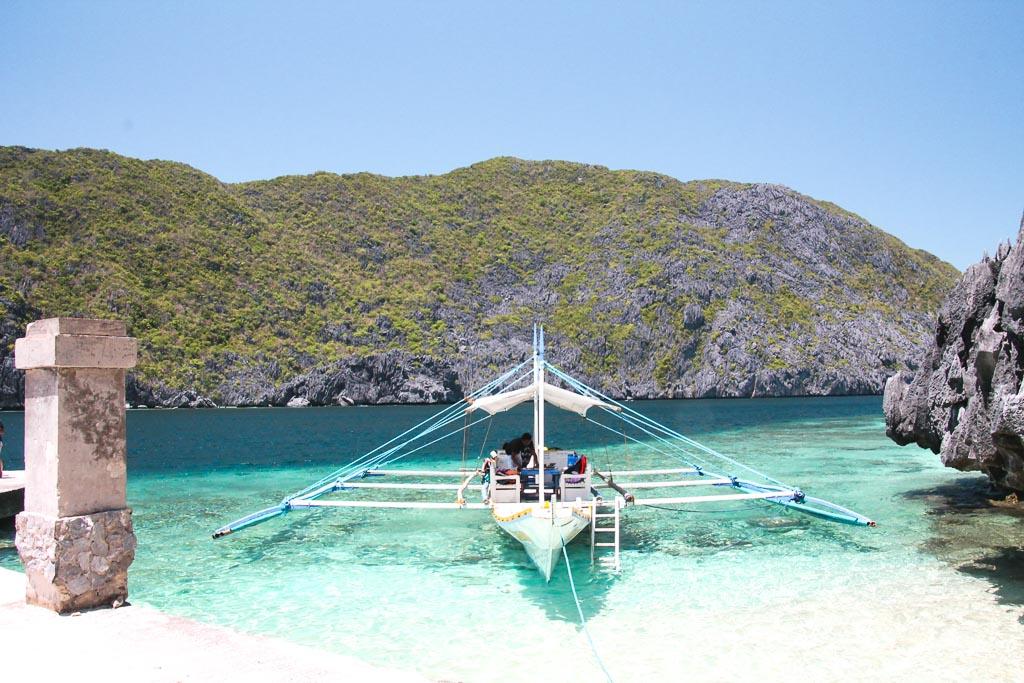 Bacuit Archipelago in El Nido visit Philippines