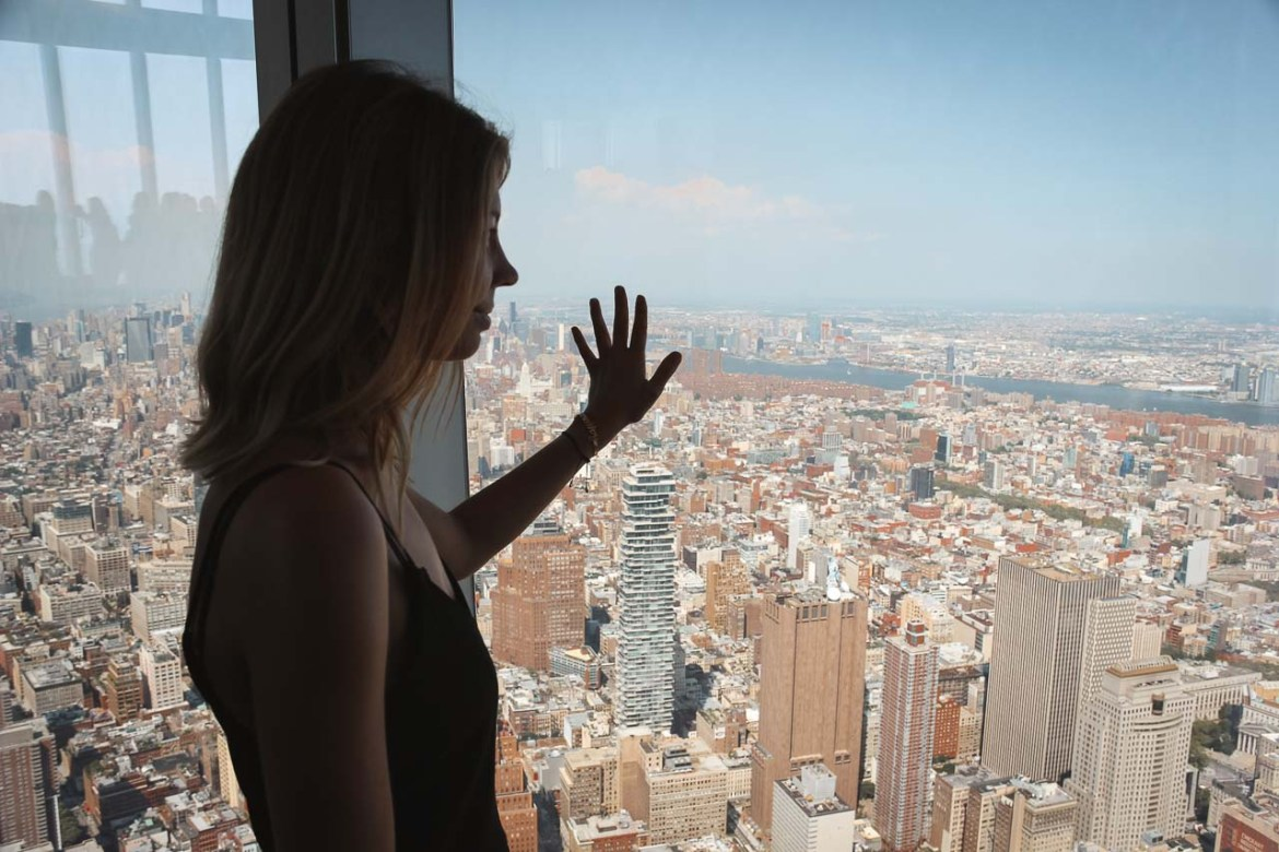 One World Observatory Views
