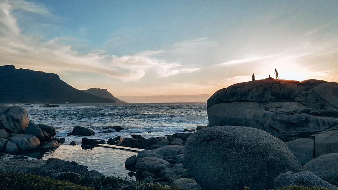 Sunset at Camps Bay