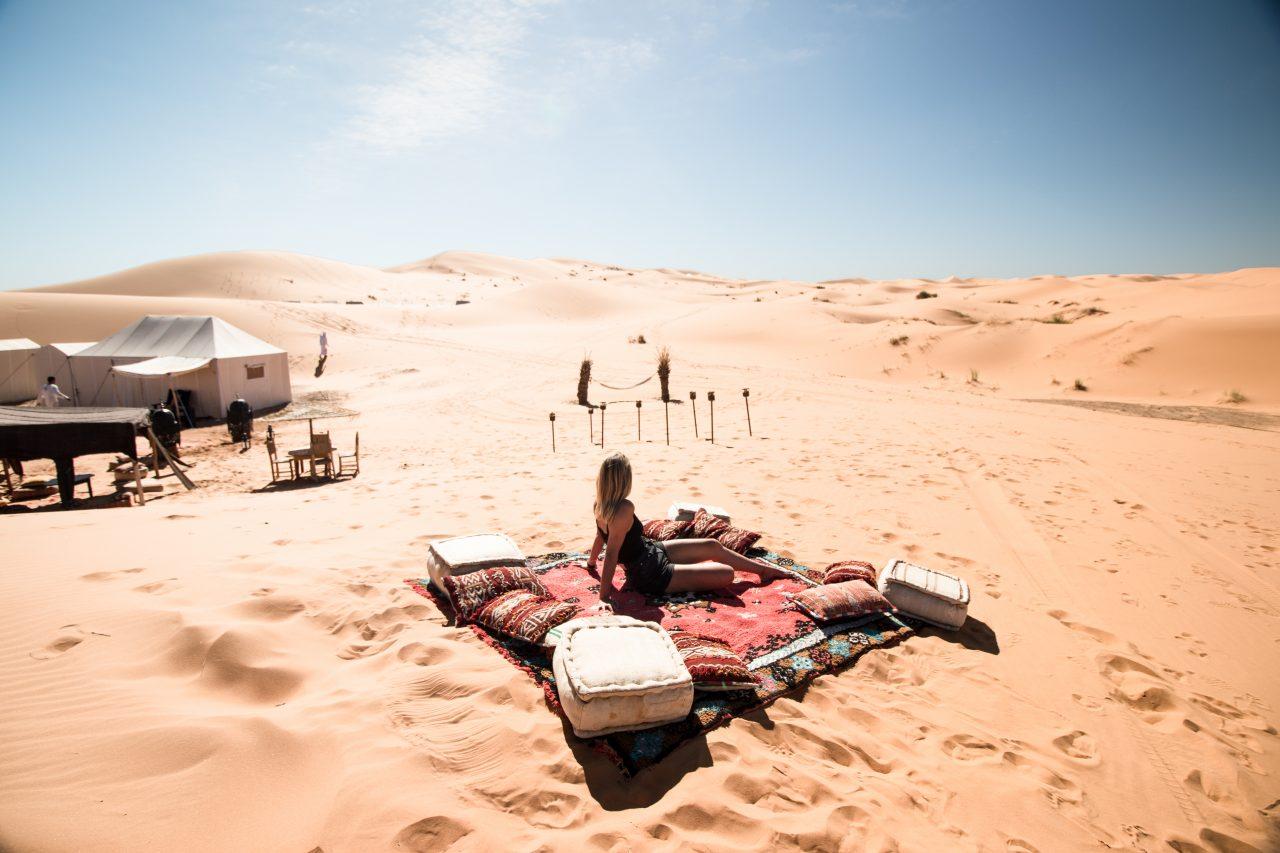 Desert Luxury Camp Morocco
