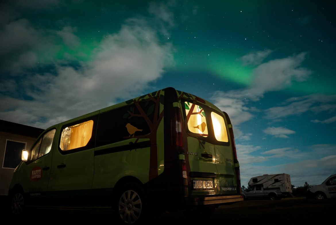 Iceland with a camper van everything you need to know