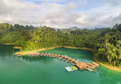 500 Rai Floating Resort