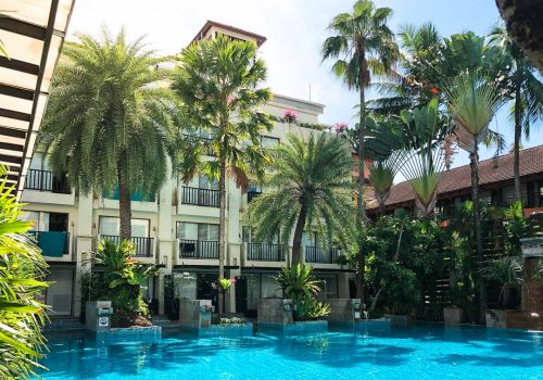Burasari Phuket: a tropical oasis in the heart of Patong