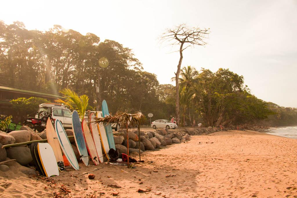 puerto viejo Playa Coccles surf beach