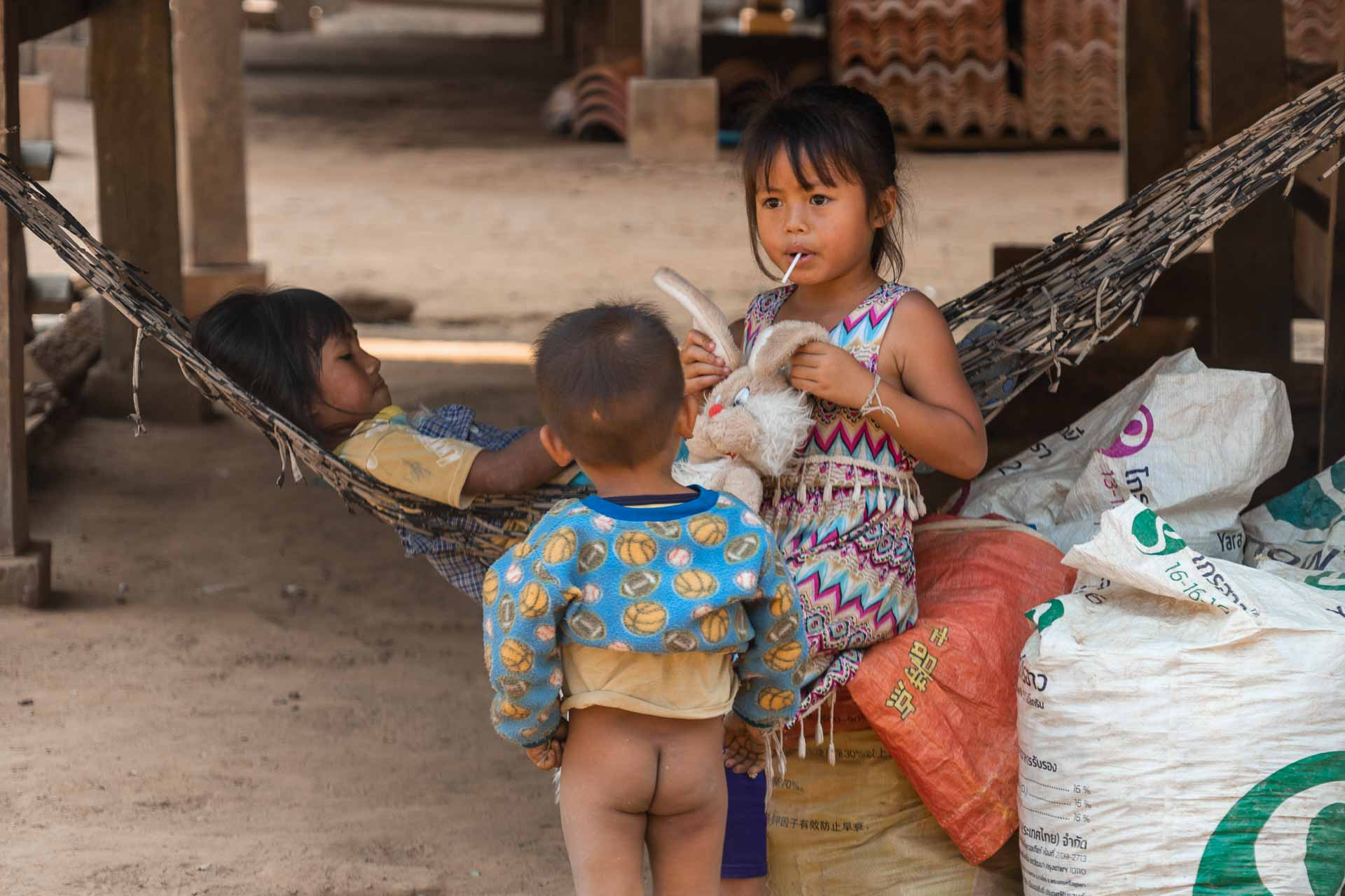 Luang Say Cruise along the Mekong River