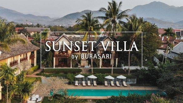 Sunset Villa Luang Prabang
