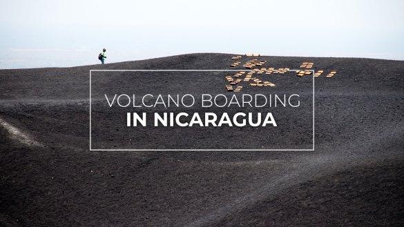 Volcano boarding Nicaragua - Bigfoot Hostel