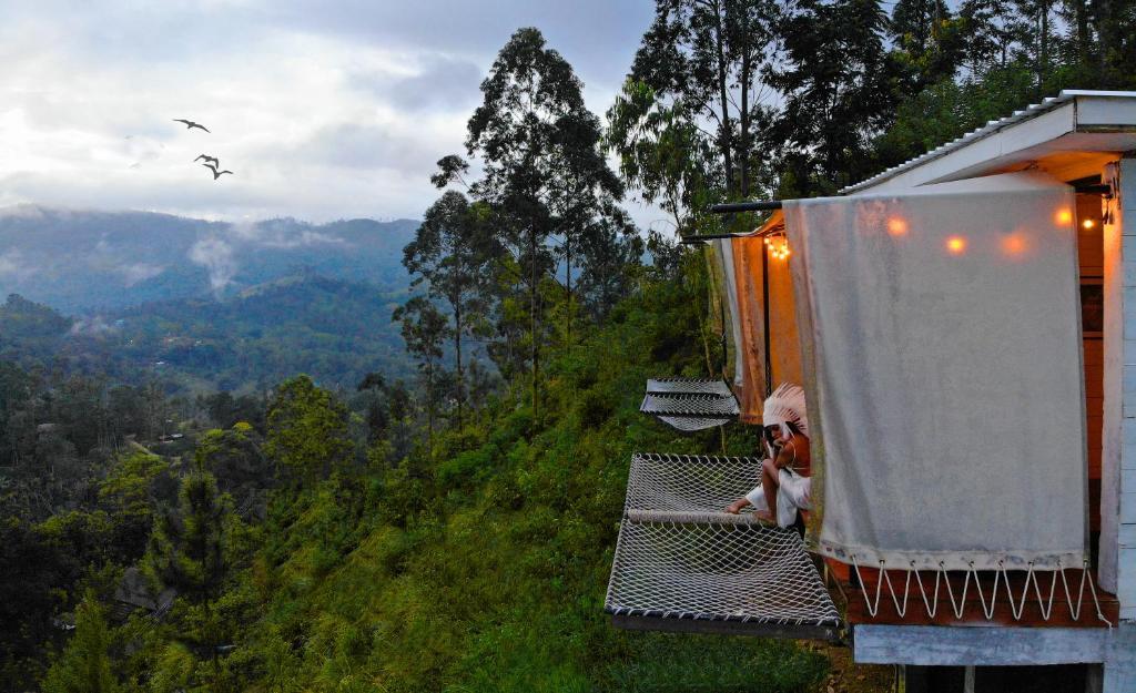 the hideout Ella Sri Lanka