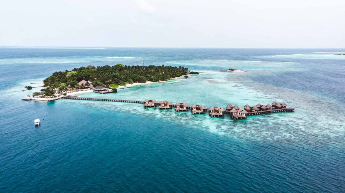 Maldives utltimate travel itinerary resort island
