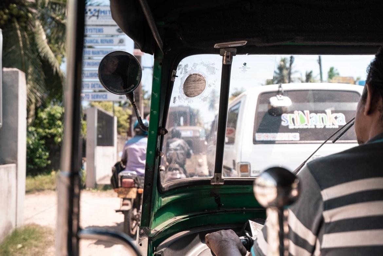 Travel by own tuk tuk