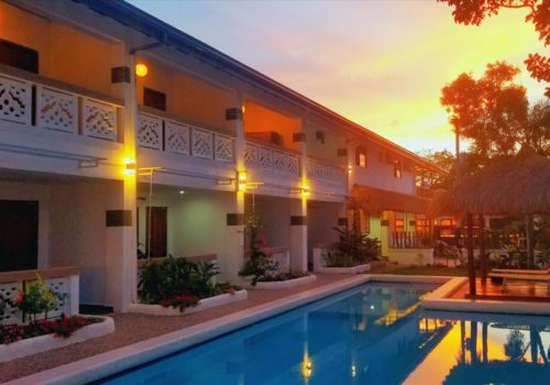 best places to stay in the Philippines - Hotel Alisa Garden Boutique Hotel
