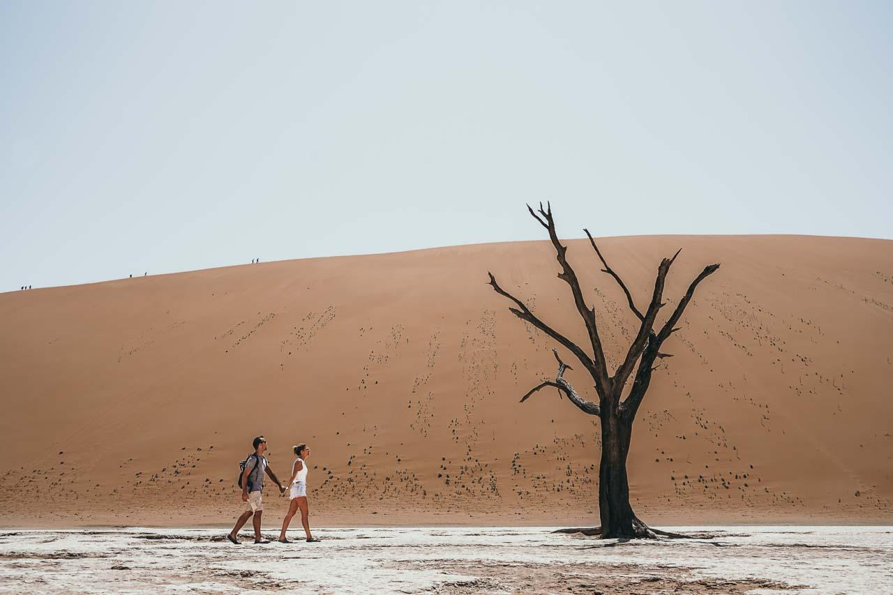 Namibia in 2 weeks - Sossusvlei