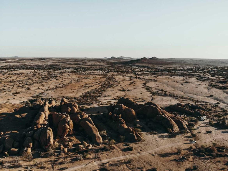 Best campsites Namibia