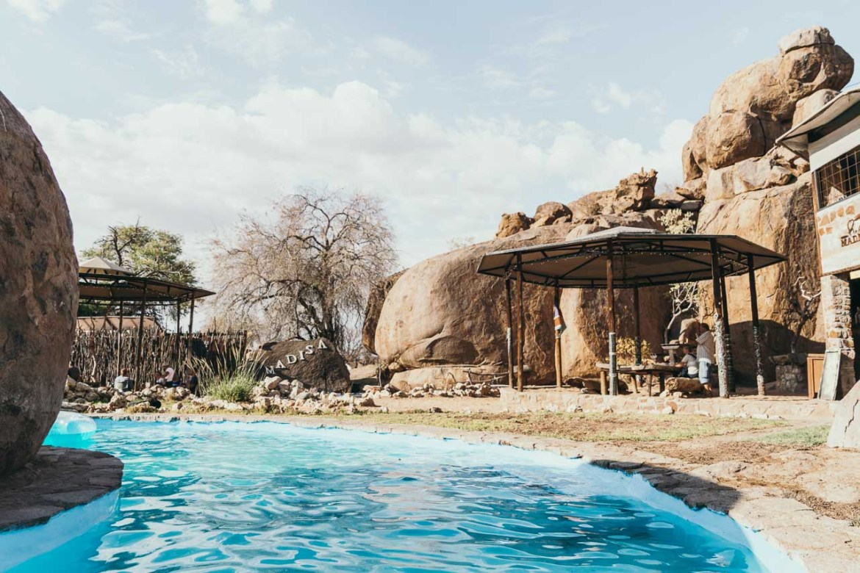 Namibia Madisa Camp