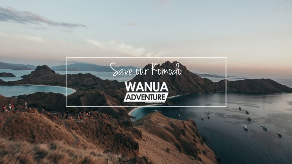 Save our Komodo Wanua Adventure