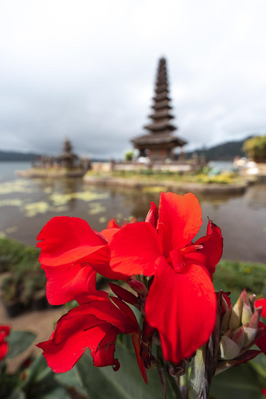 Ubud Ulun Danu Lake Bratan Temple