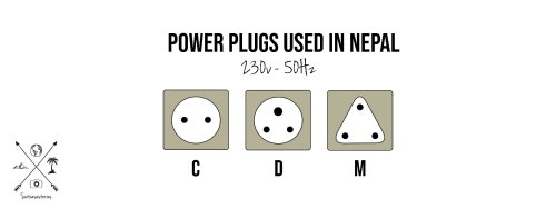 power plug - Power sockets in Nepal