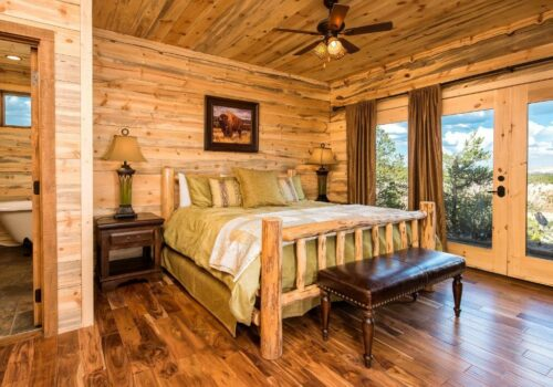 Where to stay in Americas West Coast - Zion Mountain Ranch
