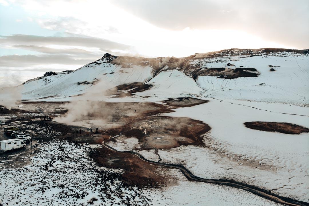 Námaskarð geothermal area