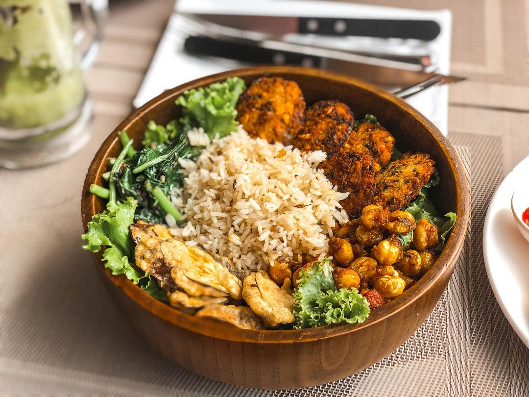 5 x vegan-friendly restaurants in Pokhara