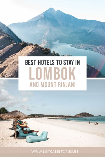 Best hotels to stay in Lombok and MountRinjani