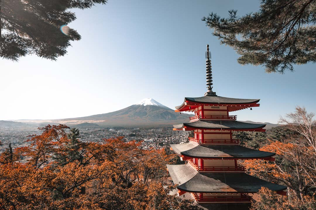 Japan in 3 weeks: travel route, guide + tips