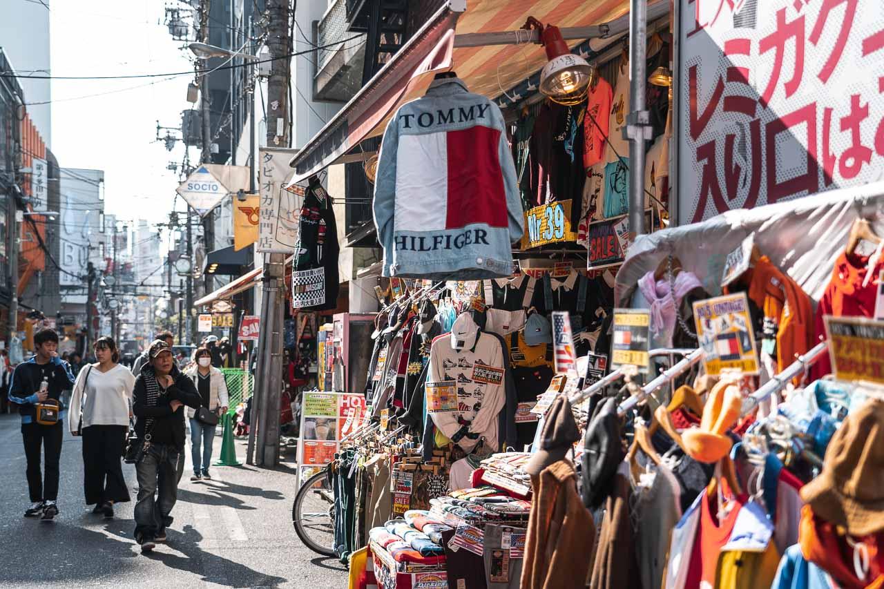 Osaka America Mura
