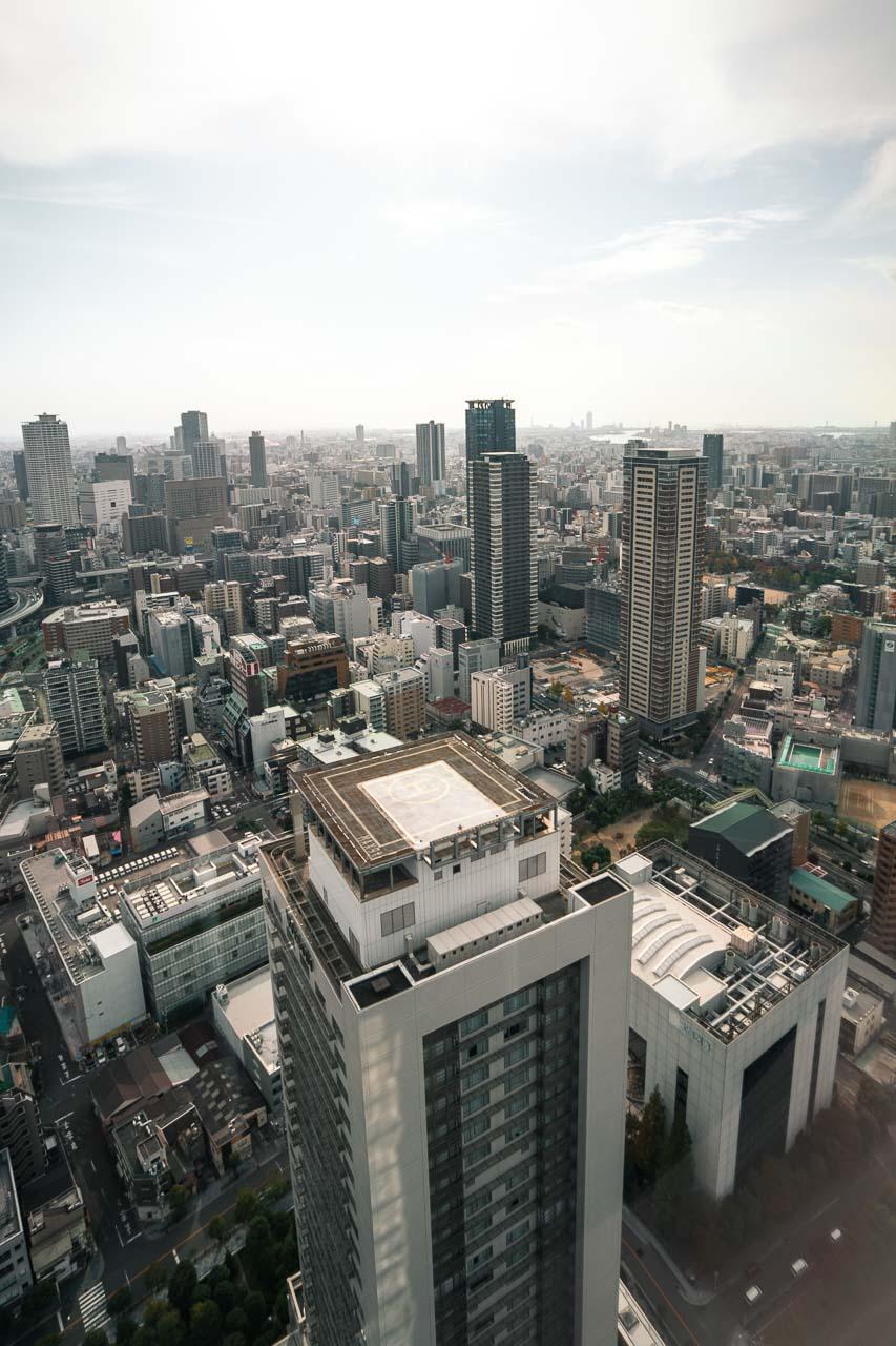 Umeda Sky Building - Osaka