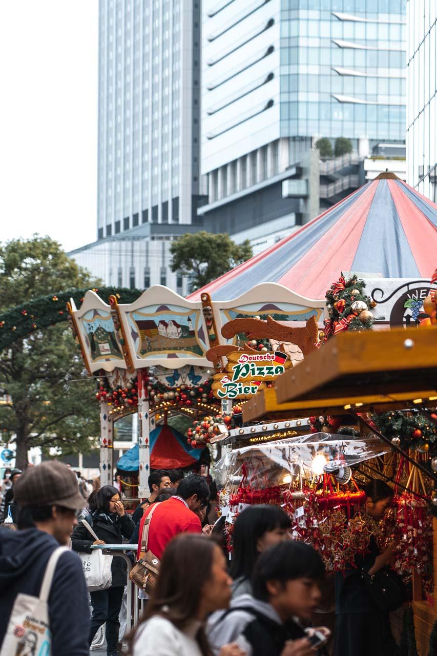 German Christmas Market Osaka