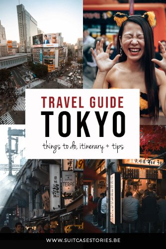 Tokyo in 5 days - travel guide + tips