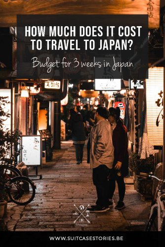 Japan Budget - How much does it cost to travel to Japan