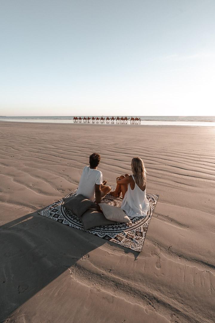 Broome Cable Beach - Western Australia road trip