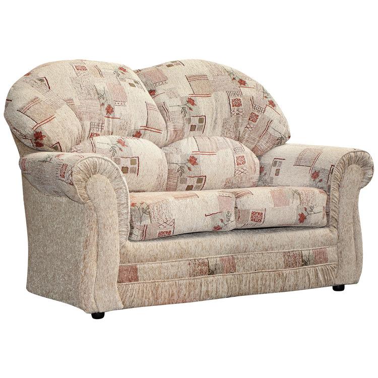 Roma Sofa 2 seater fabric