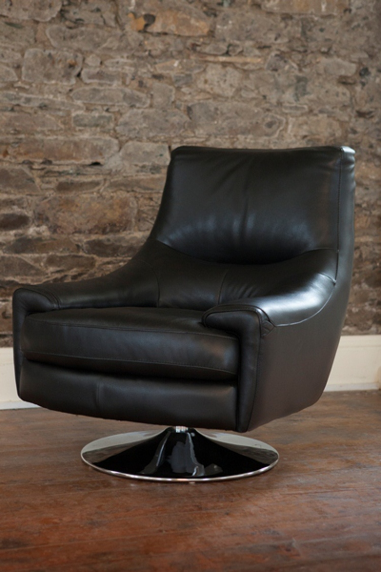 sofa world recliner chairs sectional sleeper phoenix nino leather swivel chair