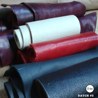 Leather Scraps for sale on Etsy