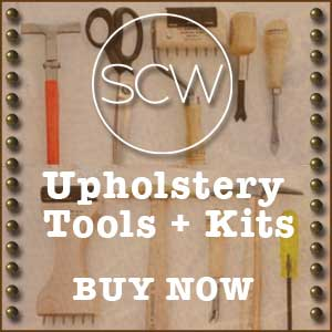 SCW Upholstery Tools and Kits Ad