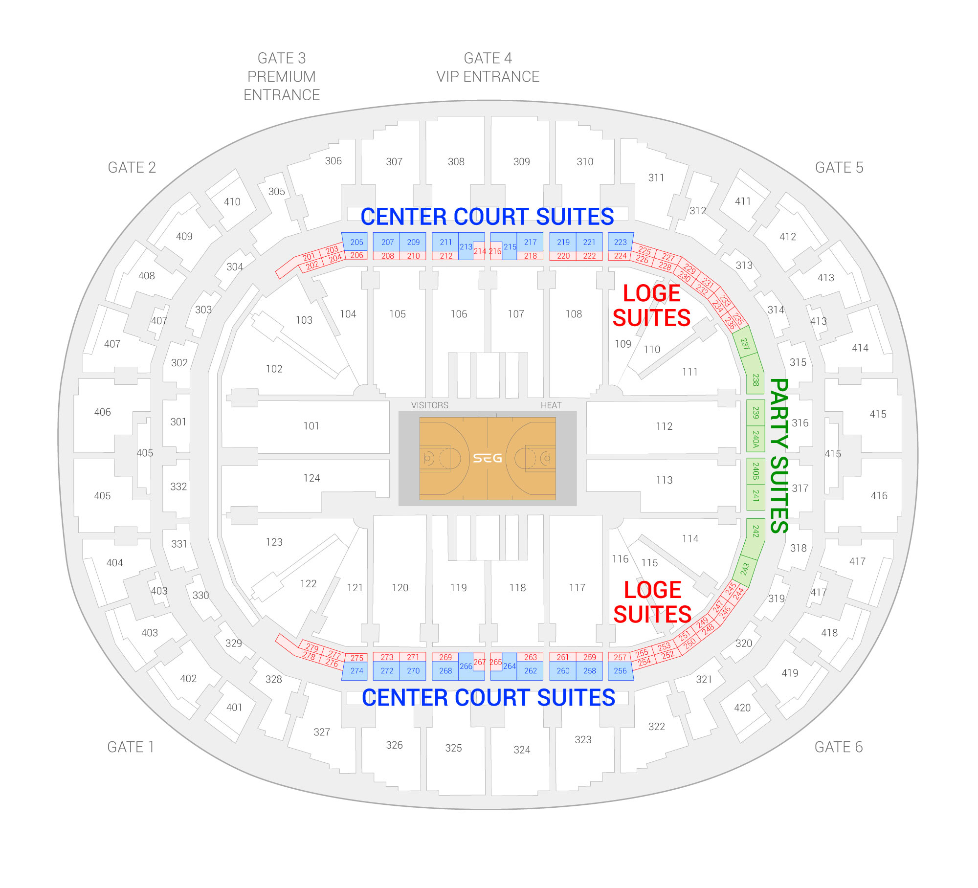 american airlines stadium dallas seating chart