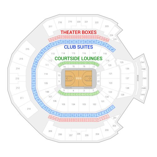 small resolution of oracle arena suite map and seating chart