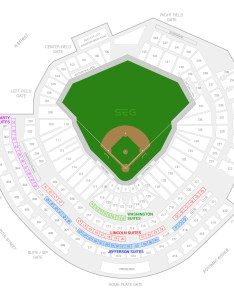 Nationals park washington suite map and seating chart also rentals rh suiteexperiencegroup