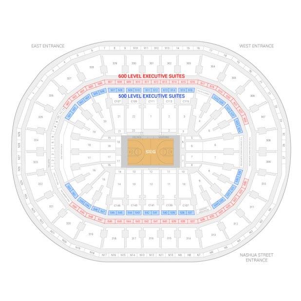 Boston Garden Seating Chart Suites   Brokeasshome.com