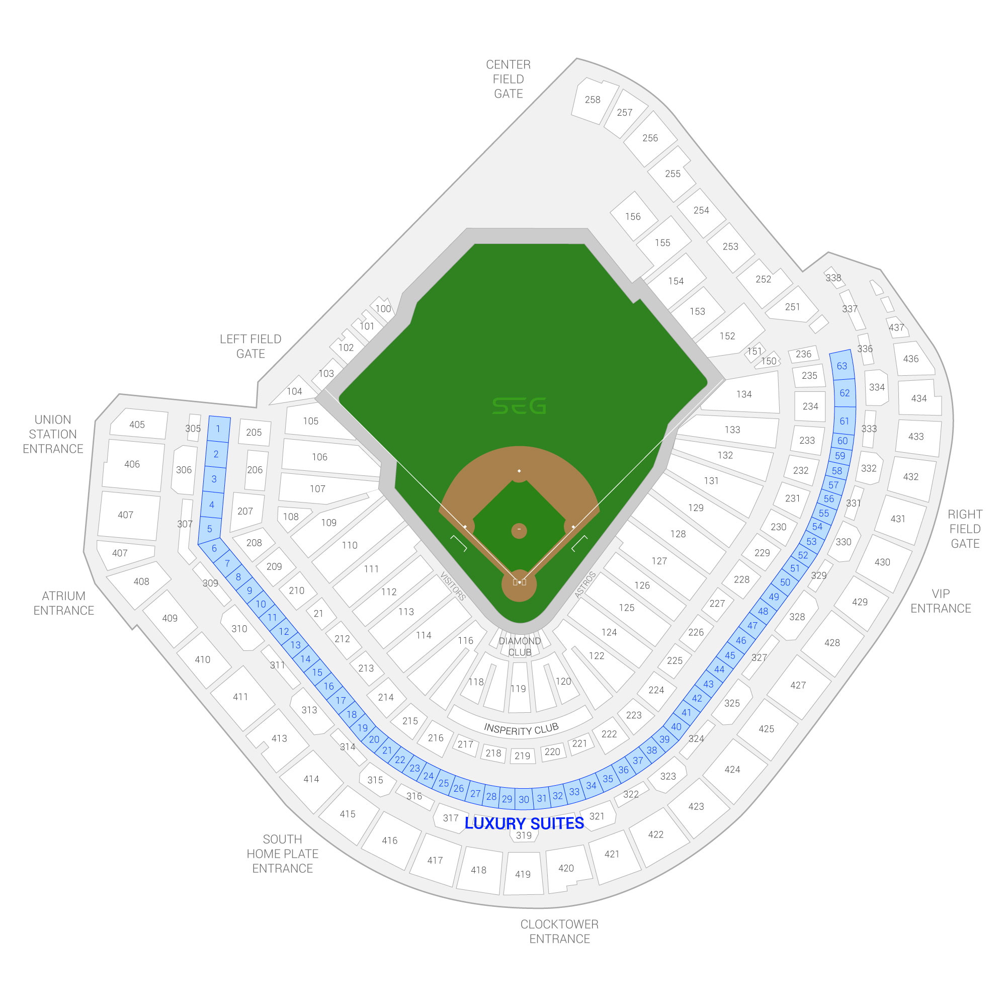 hight resolution of minute maid park houston astros suite map and seating chart