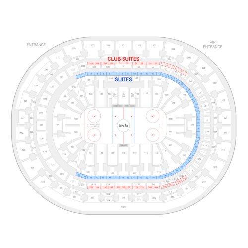 small resolution of bb t center florida panthers suite map and seating chart
