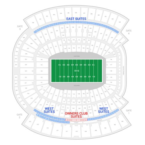 small resolution of tiaa bank field jacksonville jaguars suite map and seating chart